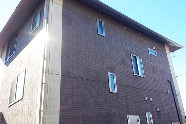 外壁塗装工事 S邸