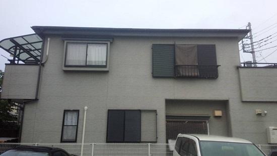 外壁塗装工事 T邸
