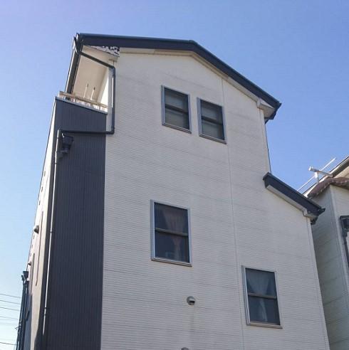 外壁塗装工事 A邸